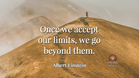 Know Your Limits Work Past Them