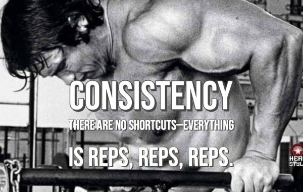 Consistent Effort Required