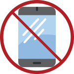 Turn off devices or notifications to improve your focus